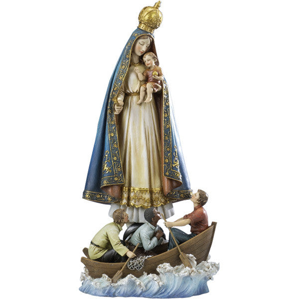 Caridad Del Cobre  Josephs Studio - Louie's Gift Shop