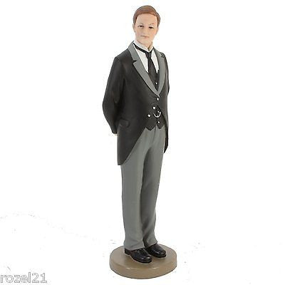 "Juliana ""The Manor House Collection"" - Jenkins the Butler Figurine - Louie's Gift Shop"