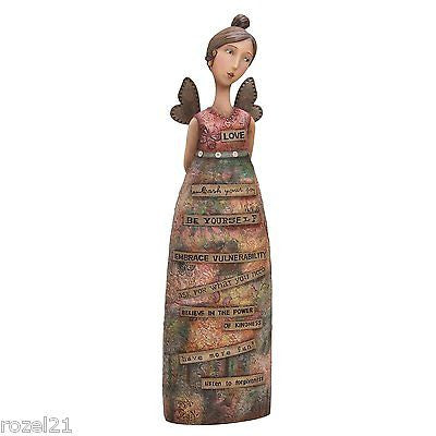 Kelly Rea Roberts Collection Love Figure - Louie's Gift Shop