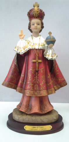 Infant of Prague -statue -Florentine -collection