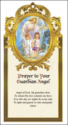 Prayer to your Guardian Angel - Louie's Gift Shop