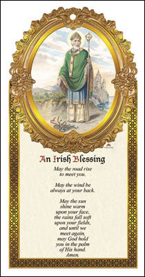 St.Patrick An Irish Blessing - Louie's Gift Shop
