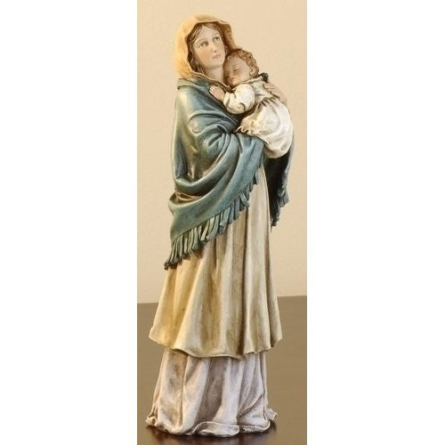 "9"" Madonna Of The Streets Figure (Roman 4124-1) - Louie's Gift Shop"