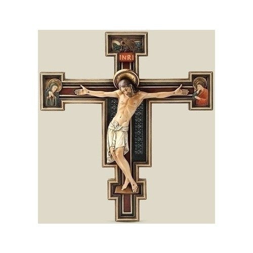 Florentine Crucifix Roman.Inc. - Louie's Gift Shop