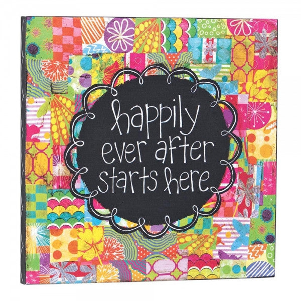 Kelly Rae Roberts Happily Ever After - Louie's Gift Shop