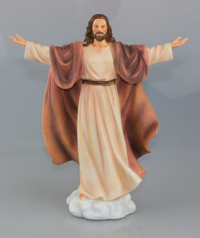 The Lord Jesus Christ Preaching Statue Leonardo Collection