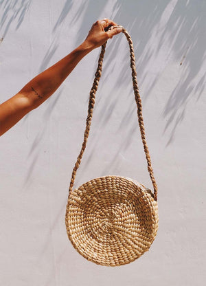 Bali Banana roundie bag - Wanderlust Factory ● Mobile Fashion Boutique