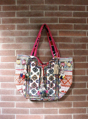 Borsa Tote Banjara 1 - Wanderlust Factory® ☽ Mobile Fashion Boutique