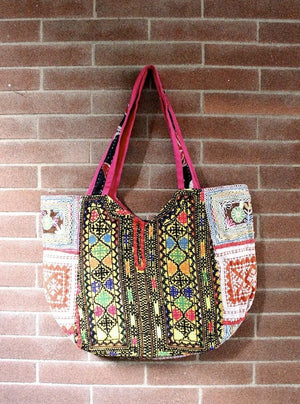 Borsa Tote Banjara 1 - Wanderlust Factory ● Mobile Fashion Boutique
