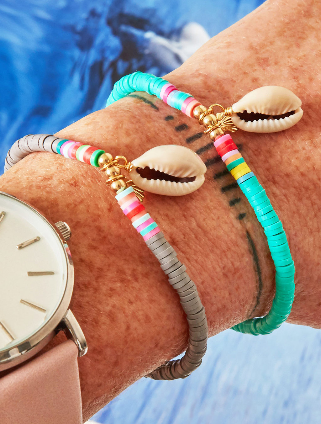 Bracciali Ocean - 8 colori - Wanderlust Factory ● Mobile Fashion Boutique