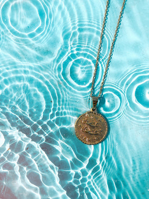 Collana - 12 segni dello Zodiaco - waterproof - Wanderlust Factory ● Mobile Fashion Boutique