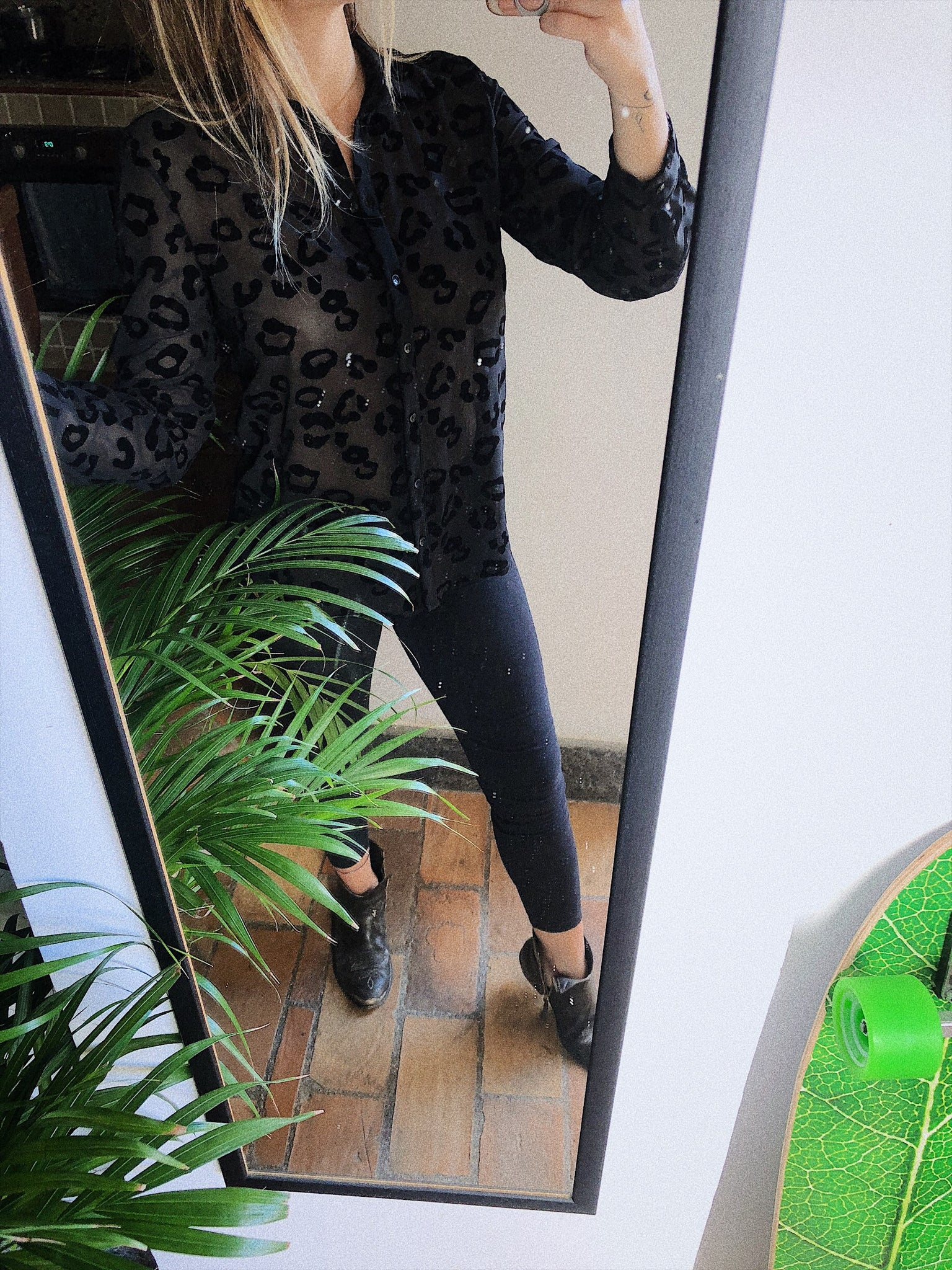 Camicia animalier - Wanderlust Factory ● Mobile Fashion Boutique