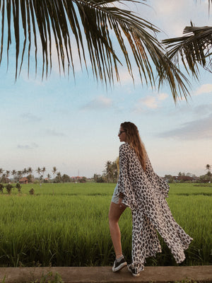 Kimono Stay Wild - Wanderlust Factory ● Mobile Fashion Boutique