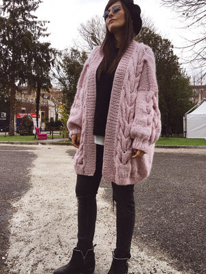The Real Cardigan - winter edition - Wanderlust Factory ● Mobile Fashion Boutique