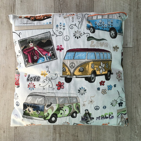Federa cuscino Hippie 45x45 - Wanderlust Factory ● Mobile Fashion Boutique