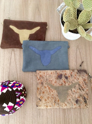 Pochette Bufalo special - Wanderlust Factory® ☽ Mobile Fashion Boutique