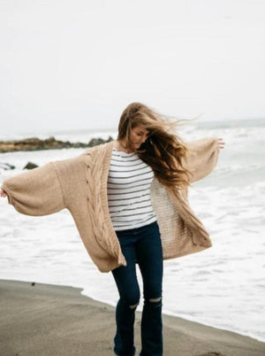 The Real Cardigan - Wanderlust Factory ● Mobile Fashion Boutique