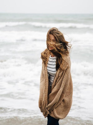 The Real Cardigan - Wanderlust Factory® ☽ Mobile Fashion Boutique