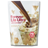 Forever Lite Ultra Chocolate / Vanilla (375 gram), Forever Living - CLAIRESSUPPLEMENTS