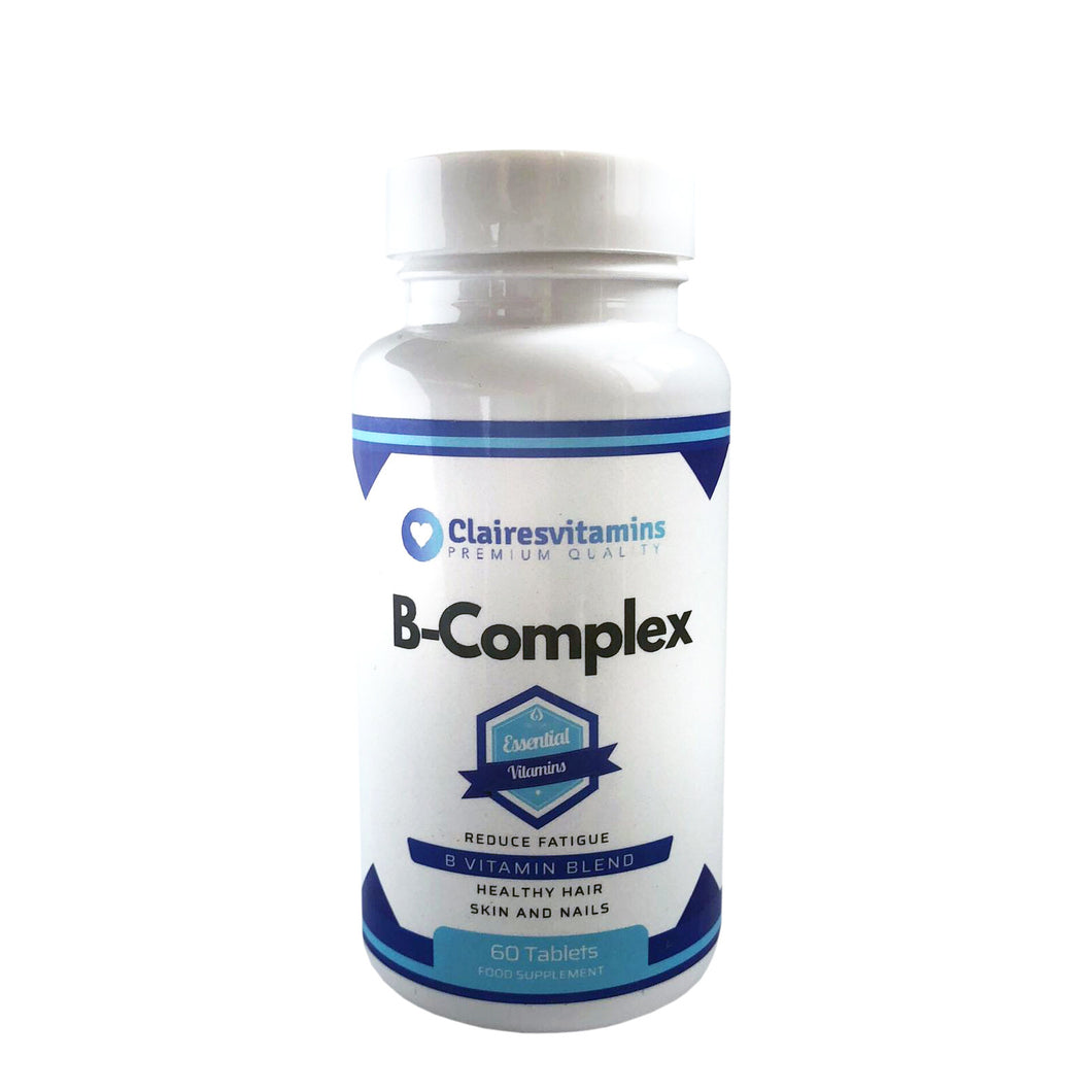 Clairesvitamins B-Complex, , CLAIRESSUPPLEMENTS, CLAIRESSUPPLEMENTS