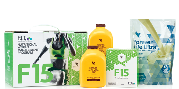 Forever F.I.T.15, , Forever Living, CLAIRESSUPPLEMENTS