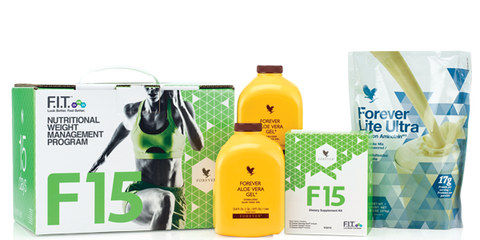 Forever F.I.T.15, Forever Living - CLAIRESSUPPLEMENTS