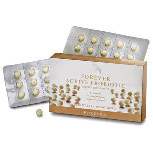 Forever Active Probiotic, , Forever Living, CLAIRESSUPPLEMENTS