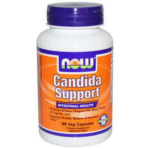 Now Foods, Candida Support, 90 Veg Capsules, , Now Foods, CLAIRESSUPPLEMENTS