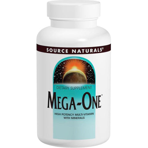 Source Naturals - Mega One Multiple (180 tabletten)