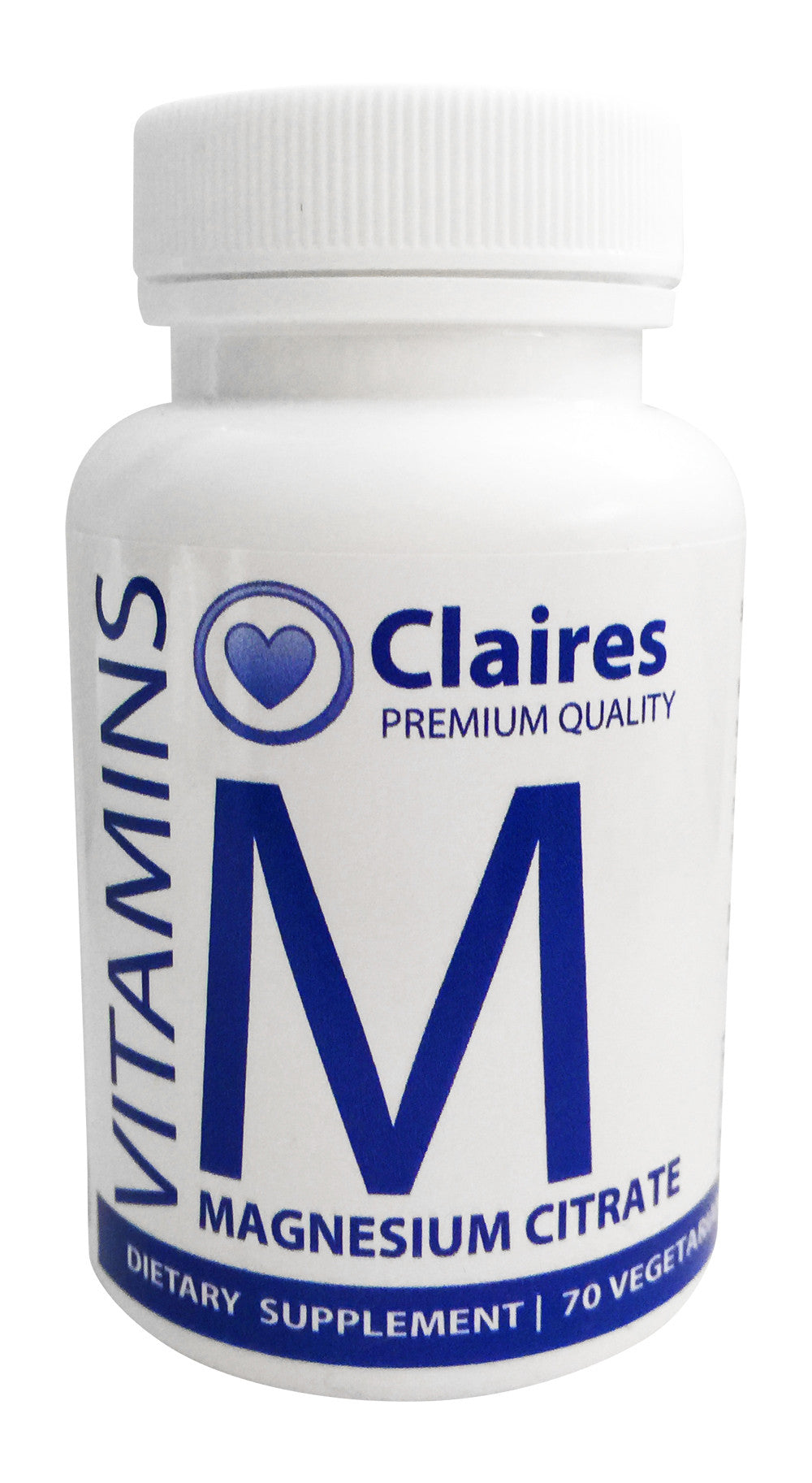 Magnesium Citrate, Vitamins, CLAIRESSUPPLEMENTS, CLAIRESSUPPLEMENTS