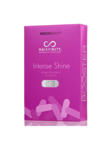Hairfinity Intense Shine Essential Fatiy Acid Booster Haarvitamine, , CLAIRESSUPPLEMENTS, CLAIRESSUPPLEMENTS