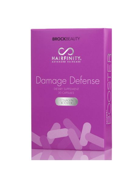 Hairfinity Damage Defense Collagen Booster Supplement, , CLAIRESSUPPLEMENTS, CLAIRESSUPPLEMENTS