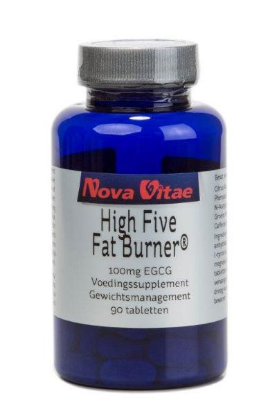 High five fatburner, Supplements, Nova Vitae, CLAIRESSUPPLEMENTS