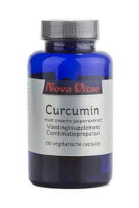 Curcumin zwarte peper extract, Supplements, Nova Vitae, CLAIRESSUPPLEMENTS