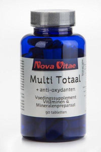 Multi totaal, Supplements, Nova Vitae, CLAIRESSUPPLEMENTS