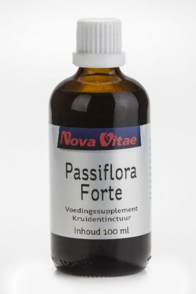 Passiflora forte, Supplements, Nova Vitae, CLAIRESSUPPLEMENTS