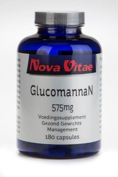 Glucomannan konjac, Supplements, Nova Vitae, CLAIRESSUPPLEMENTS