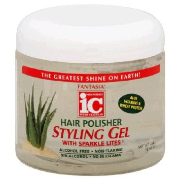 Fantasia IC Hair Polisher Styling Gel 16 oz