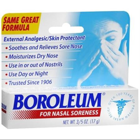 Boroleum External Analgesic Skin Protectant 3/5 oz.