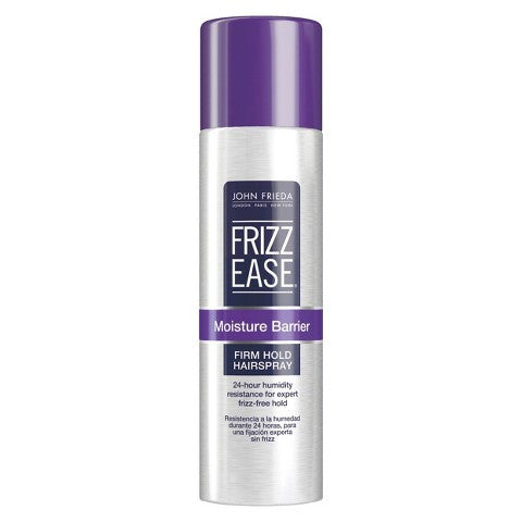 John Frieda Frizz-Ease Moisture Barrier Firm Hold Hairspray 12 oz.