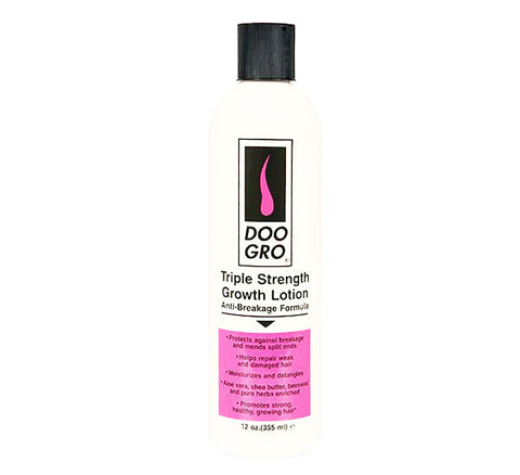 Doo Gro Triple Strength Anti-Breakage Growth Lotion 12 Oz. (355 ml)
