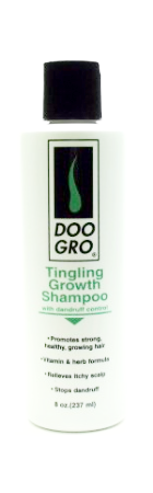 Doo Gro Tingling Growth Shampoo 8 Oz. (237 ml)
