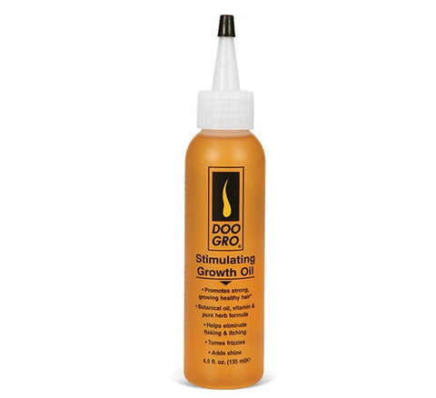 Doo Gro Stimulating Growth Oil 4.5 Fl. Oz. (135 ml)