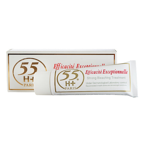 55H+ Efficacite Exceptionnel Strong Bleaching Treatment 1.7 oz