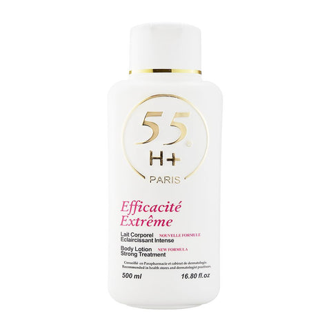 55H+ Efficacite Extreme Body Lotion 16.8 oz