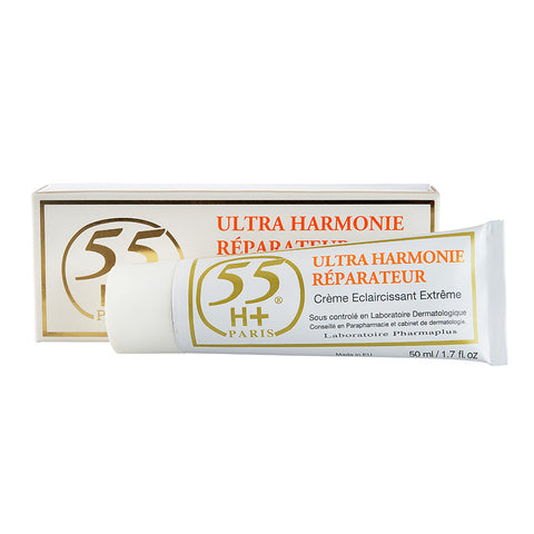 55H+ Ultra Harmonie Reparateur Strong Toning Cream 1.7 oz