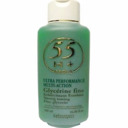 55H+ Ultra Performance Multi-Action Fine Glycerine 16.8 oz