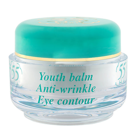 55H+ Youth Balm Anti-Wrinkle Eye & Lip Contour 3.4 oz