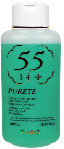 55H+ Purete Antiseptic Cleaner 16.8 oz.