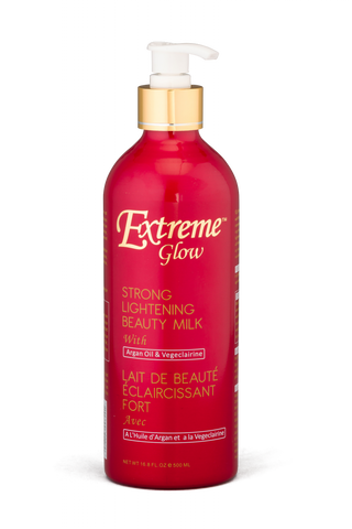 Extreme Glow Strong Lightening Beauty Milk 16.8 oz.